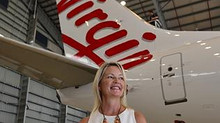 Virgin nod is white delight for airport