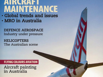 FCA featured in Aviation Business Magazine.