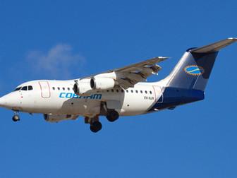 First Cobham BAE 146 for FCA