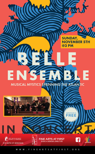 Fine Arts at First - Belle Ensemble Choi