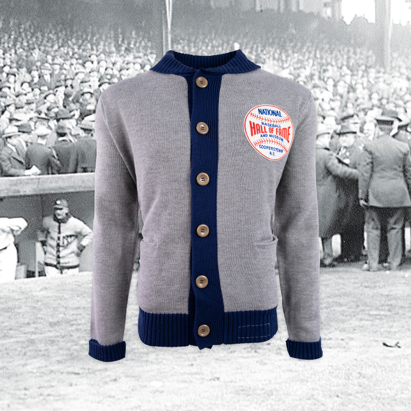 Hall of Fame Cardigan