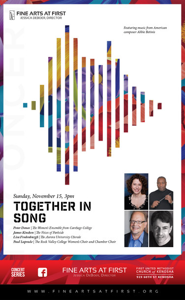 Fine Arts at First - Together in Song.jp