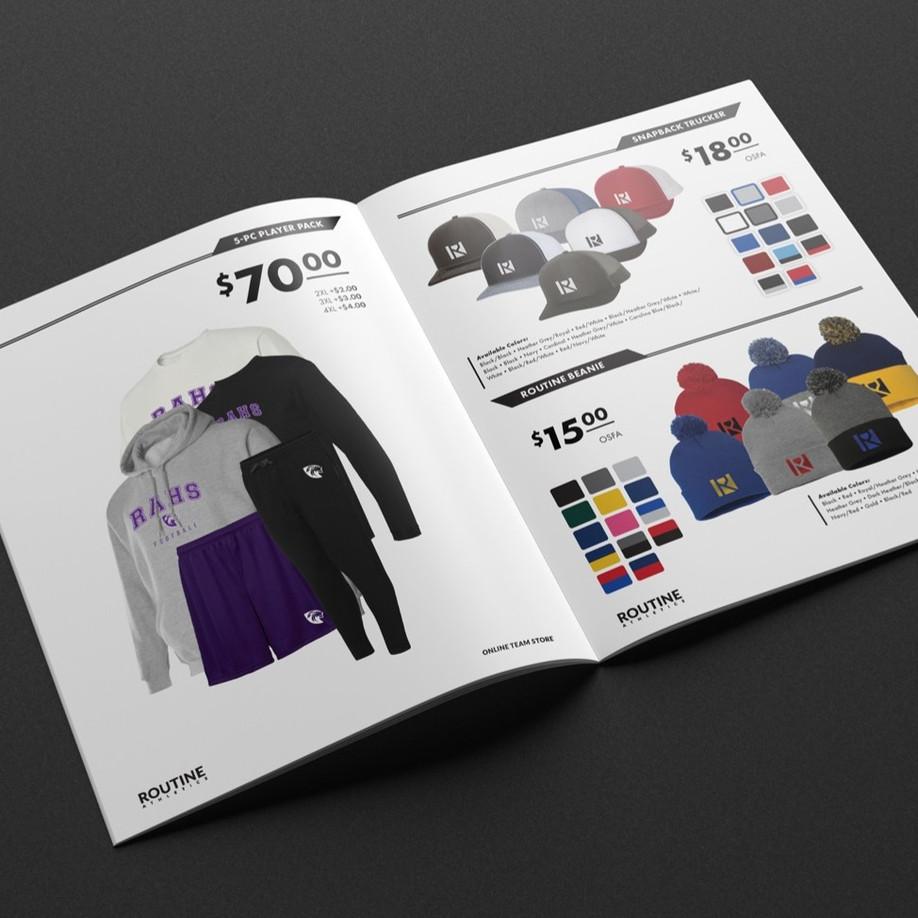 RA Sales Material