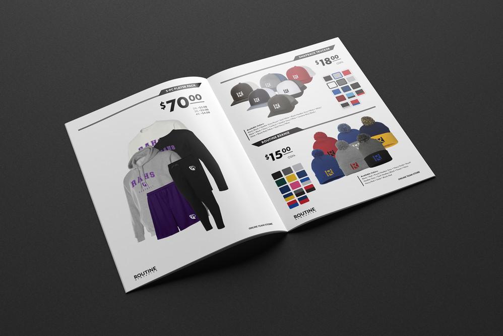ra catalog sample spread