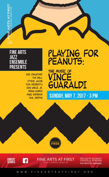 Fine Arts at First - FIne Arts Jazz Ense