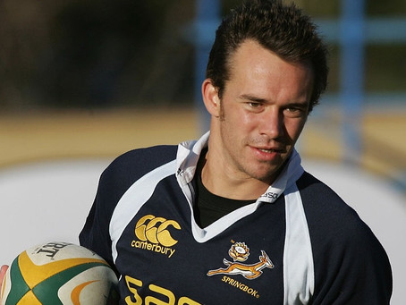 Press release: Derick Hougaard sets his sights on turning tries into NFL touchdowns