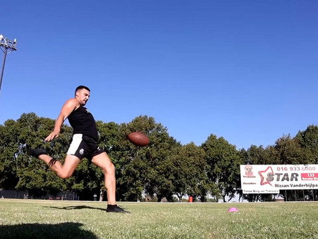South Africa's Lloyd Greeff invited to NFL talent audition in California
