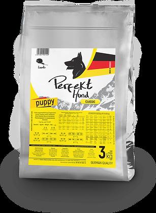 Perfekt Hund, Kuzulu Yavru Köpek Maması 3 kg