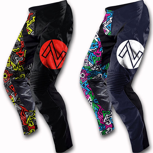 Geo Youth Pants