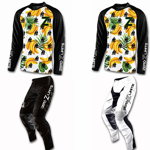 20 Gone Bananas Classic Jersey/Pant Combo