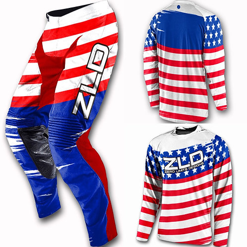 USA Jersey/Pant Combo