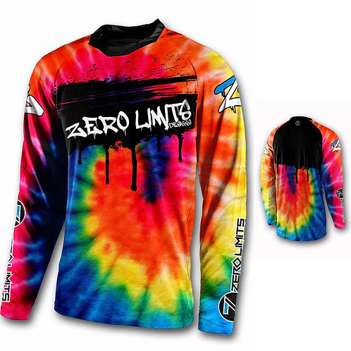 21 Tie Dye Youth Classic Jersey (Pre-Order)