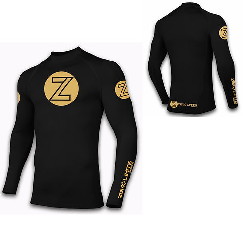 Going for Gold Elite Compression Jersey