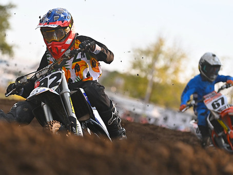 The Collins Boys @ 2020 Motoplayground Race