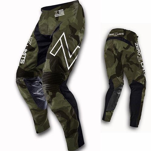 Camo Youth Pants