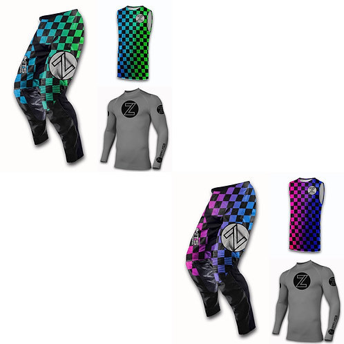 21 Checkered Youth Elite Combo (Pre-Order)