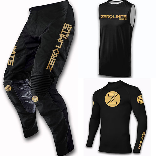 20 Going for Gold Elite Youth Gear Combo