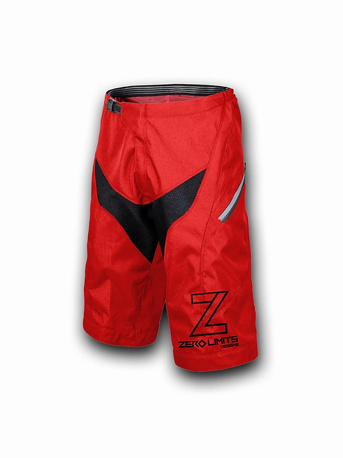 Essential Shorts | Red