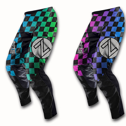 21 Checkered Youth Flex-Fit Elite Pants (Pre-Order)