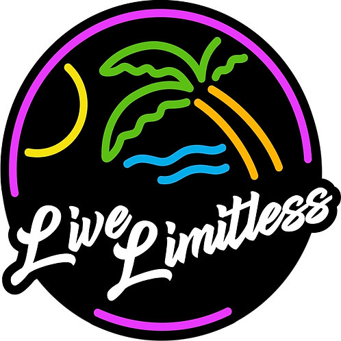 Paradise Live Limitless Sticker