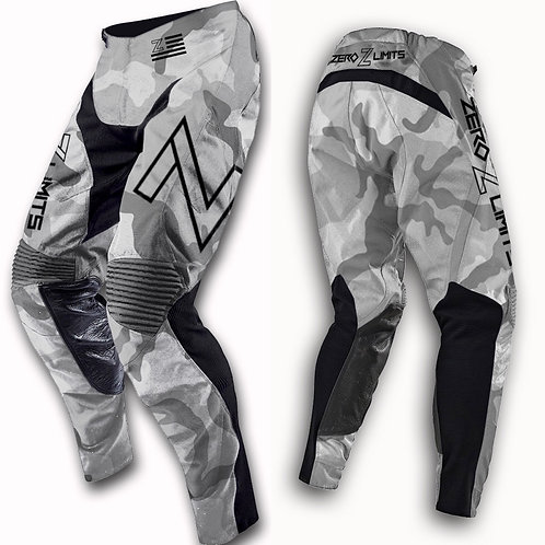 Snow Camo Youth Pant