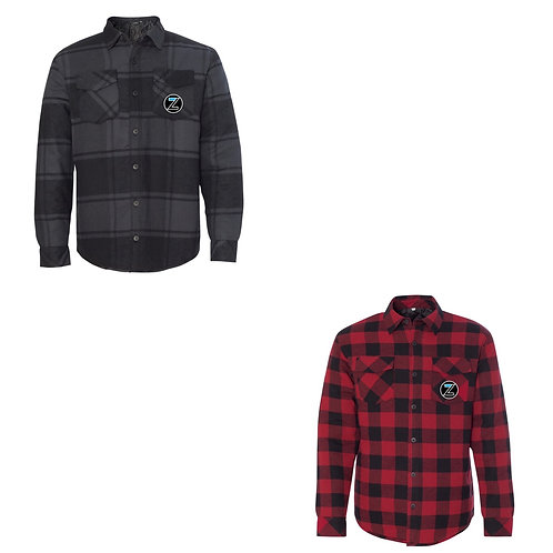 Icon Quilted Flannel