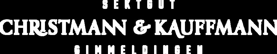 Logo_Sektgut_Christmann_Kauffmann_weiß.