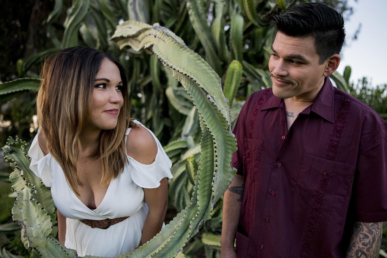 Sara and Aldo