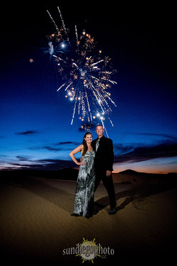 Courtney and Keith Glamis Wedding