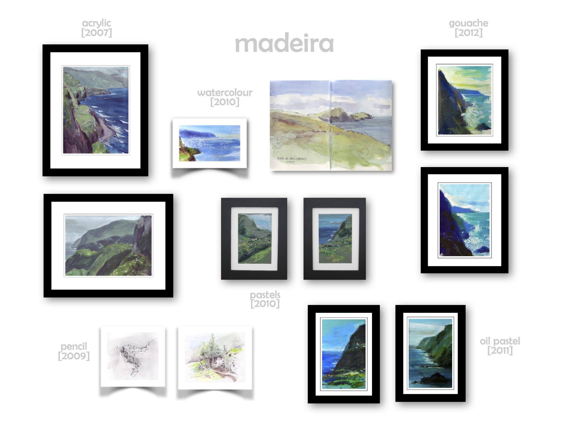 Web Gallery - Madeira