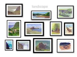 Landscapes Various