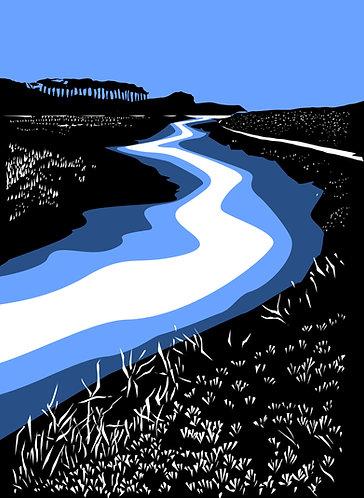Budleigh Otter Blue