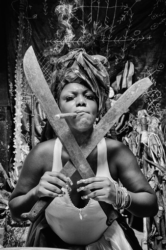 Afro Cuban beliefs...