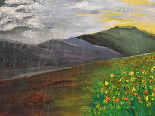 canvas,Country ,music, oil, fine art, Dr.S
