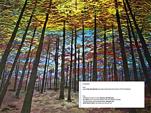 DisplayKSUExHibit2019 Into the forest-ac
