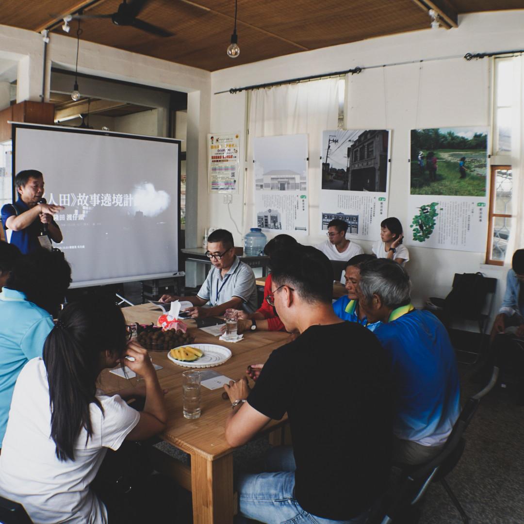 學生與社區長輩共同發表在地故事創作.jpg