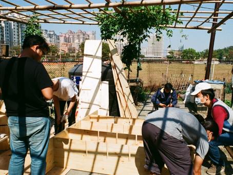 從一個建築系學生的角度,看服務學習與建築教育的實踐