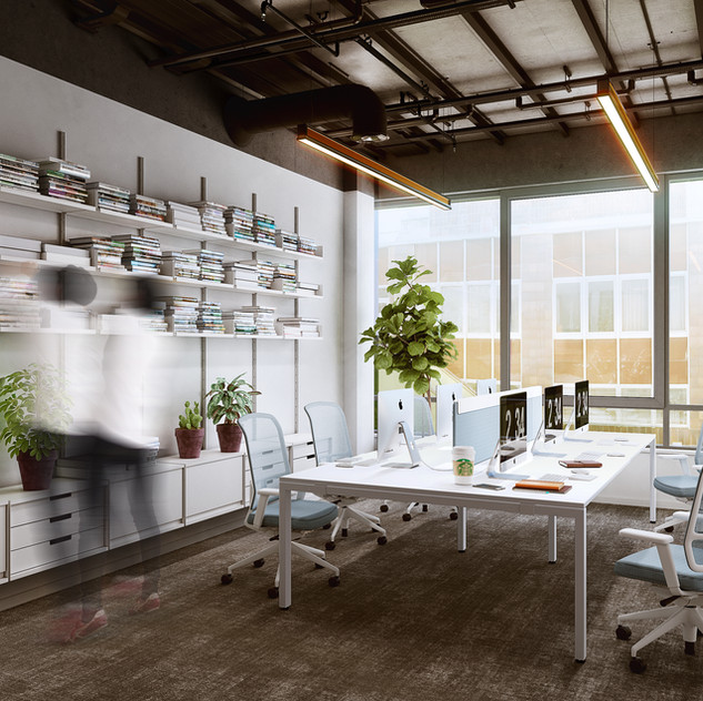 Myhive offices