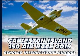 Galveston Island 150 Air Race on June 8