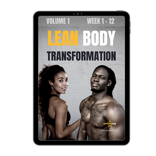 Volume 1: Lean Body Transformation