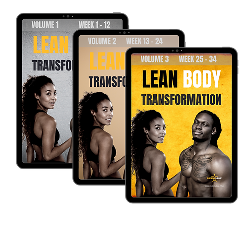 (BUNDLE) Total Lean Body Transformation
