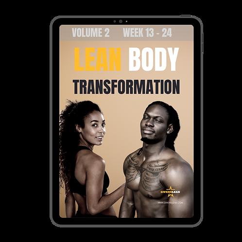 Volume 2: Lean Body Transformation