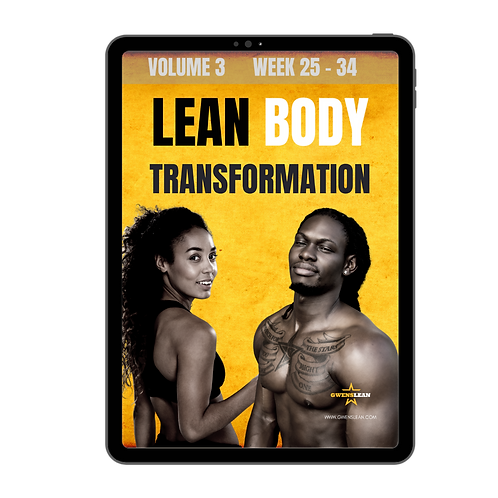 Volume 3: Lean Body Transformation