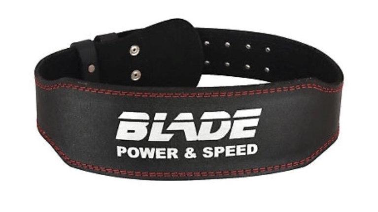 Blade Weight Training Belt