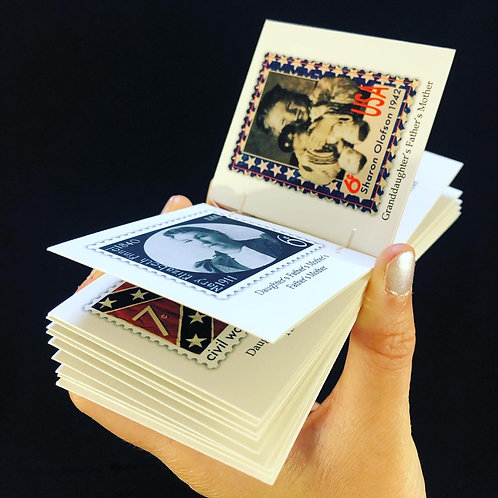 The American Woman Stamp Collection