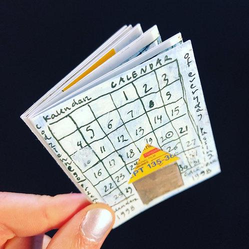 Calendar for Everyday Passing