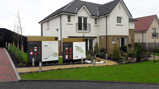 A Show Home First at Bearsden