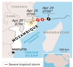 The Impact of Natural Disasters on Terrorism: Mozambique and Philippines as Case Studies