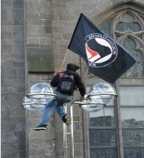 Should Antifa become America's first designated domestic terrorist group?