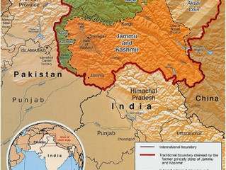 Jammu and Kashmir: Revocation of Article 370